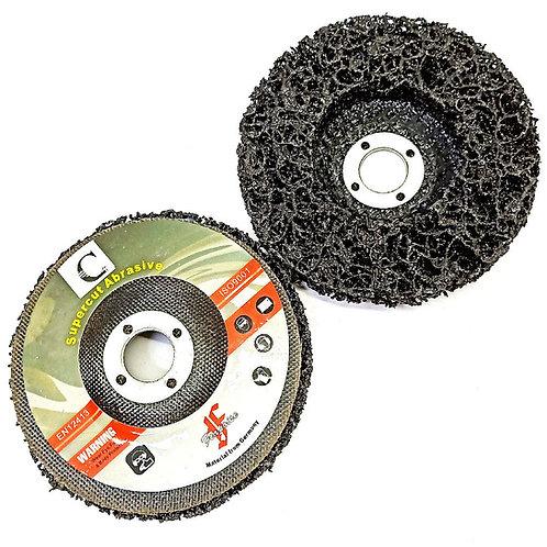 """Supercut 4"""" Abrasive Clean & Strip Disc"""