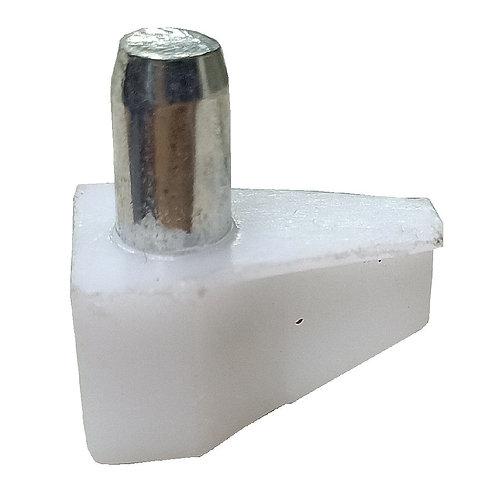 PVC Iron Stud White 50PCS / 500PCS
