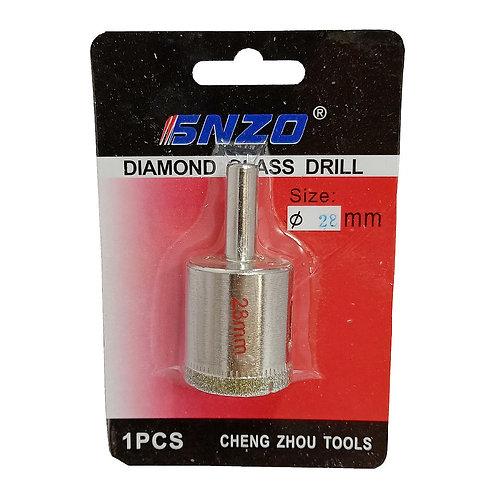 18-HS28D 5NZO Diamond Holesaw 28mm