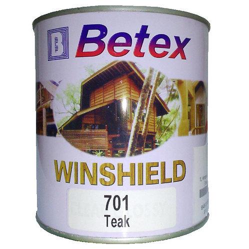 Betex Winshield Teak 701 1L