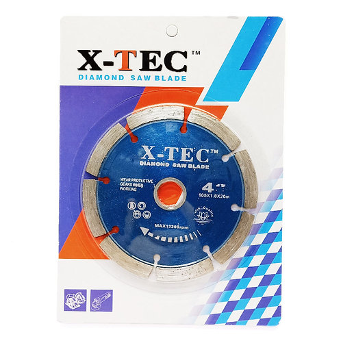 4'' Diamond Cutting Disc (X-Tec Dry) AZX1900