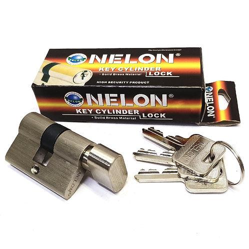 Nelon S45-3NK-SN Single Cylinder 3 Normal Key