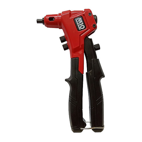 M10 HR500 Hand Riveter Long Nose with 4 Nose PCS