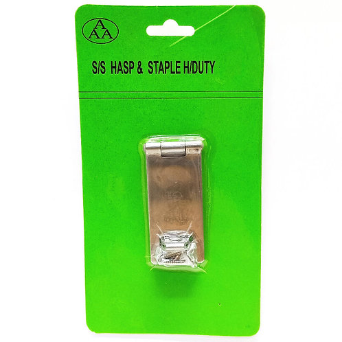 2.5'' Hasp & Staple SS SL060