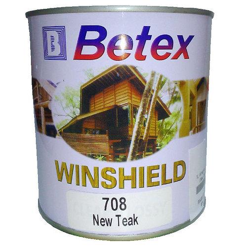 Betex Winshield New Teak 708 1L