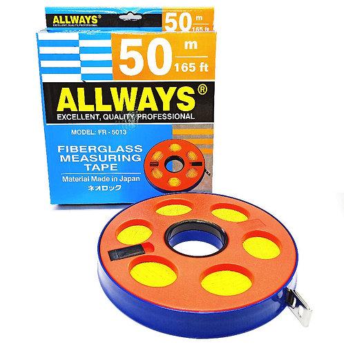 Allways 50m (165') Fiberglass Tape FR-5013 JP