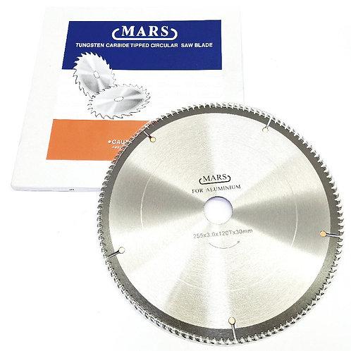 MARS Saw Blade 255mmX100T (Aluminium)