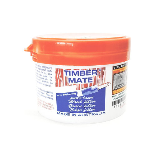 Timber Mate Jarrah Wood Filler 250gm