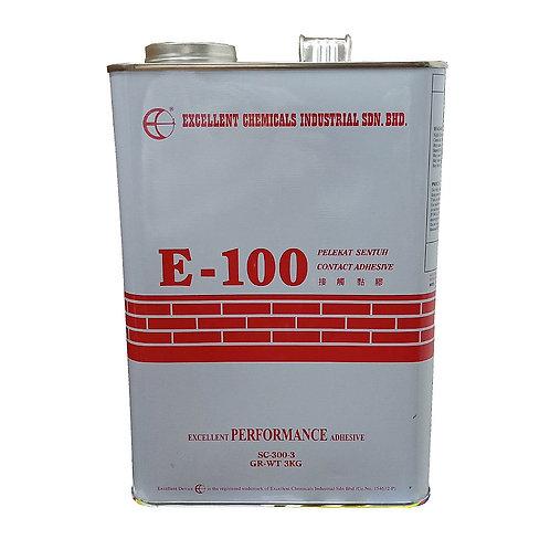 E100 Contact Glue 3KG