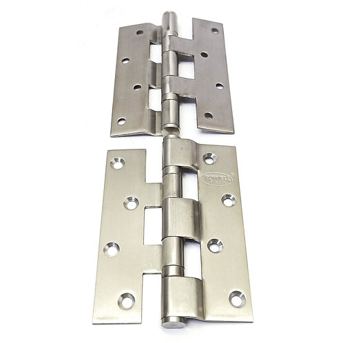 "Rowell HI-06 Butt Hinge H-Type 4""x3""x2mm SS"