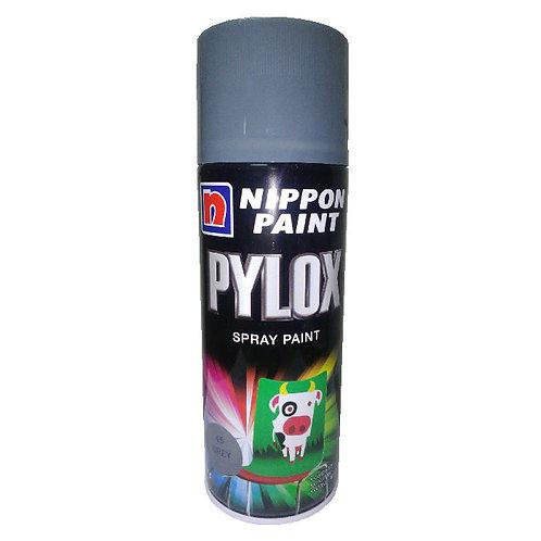 Nippon Paint Pylox Spray Paint 45 Grey 400CC