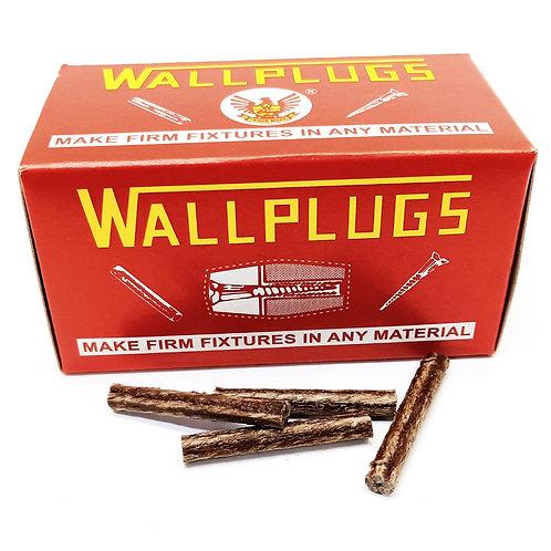 Wood Wall Pllug 1-1/2x10 (38mmx10)