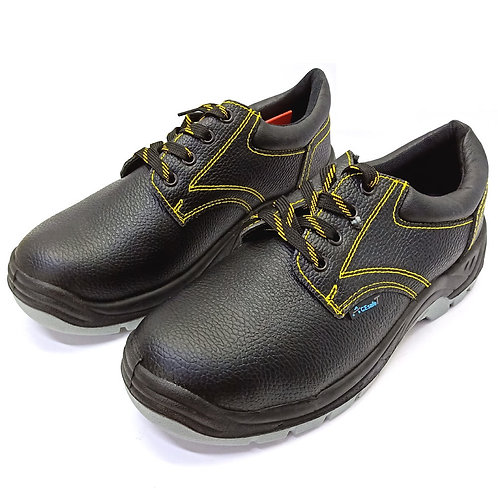 AcesafeT Spear (19127) Low Cut Lace Up, Steel Toe-cap & Steel Midsole Safety Shoe (Front)