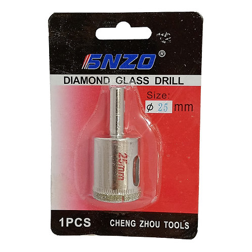 18-HS25D 5NZO Diamond Holesaw 25mm