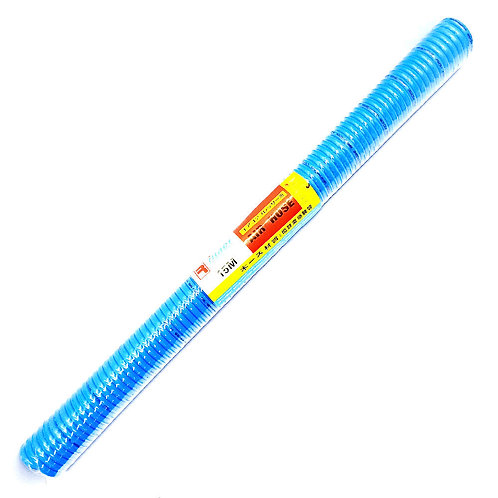 CN 15m Recoil Hose PU Blue 8x5
