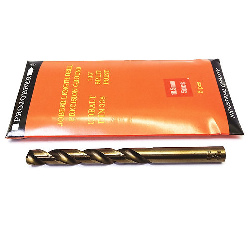 Projobber Cobalt Drill 10.50mm