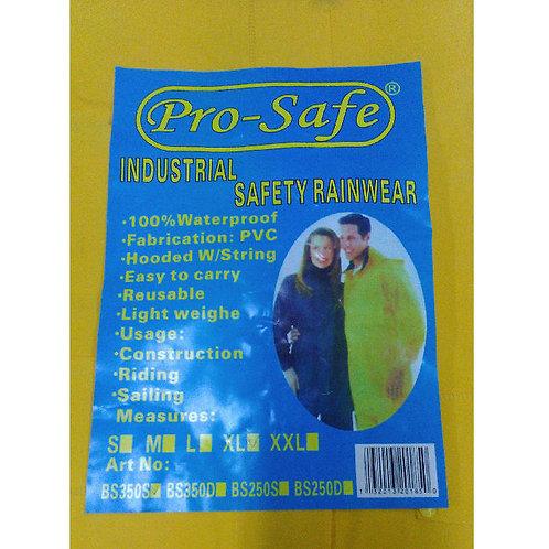 Pro-Safe Industrial Safety Rainwear Rain Suit