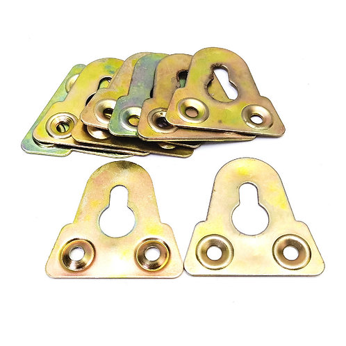 1-1/2'' Iron Hanger Plate (5 Gross) 10PCS Pack
