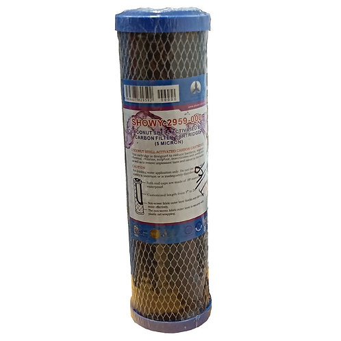 2959 Coconut Shell Activated Block Carbon Filter Cartridge (5M)