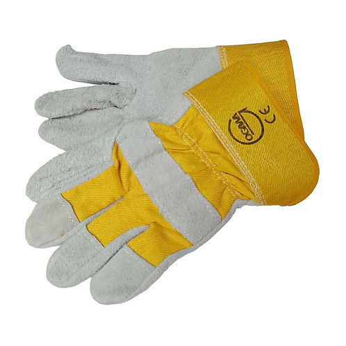 10.5'' Yellow Working Glove