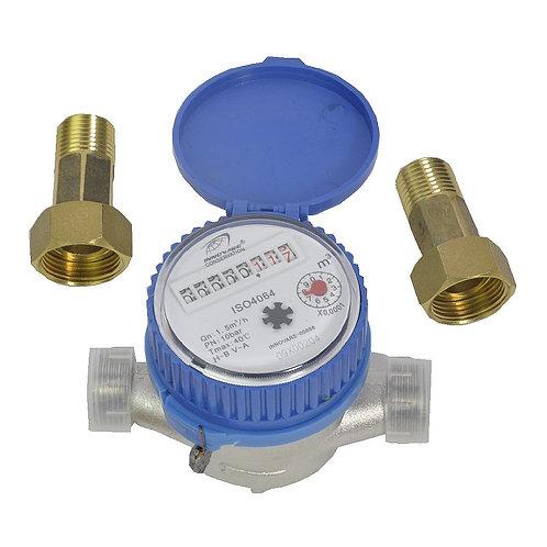 00888 10 BAR 1.5 MH Water Meter