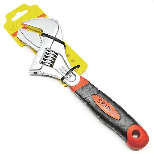 """53D SE 10"""" Adjustable Wrench"""