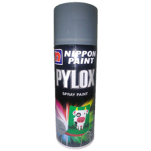 Nippon Paint Pylox Spray Paint 58 Pewter 400CC