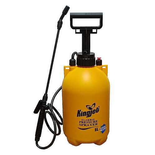 Kingjet Classic Pressure Sprayer 5L 50Q