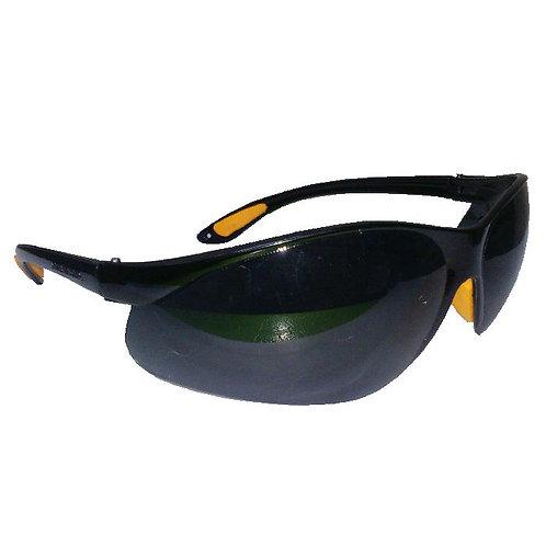 Safety Goggles Black Len