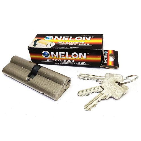 Nelon D90-3NK-SN Double Cylinder 3 Normal Key