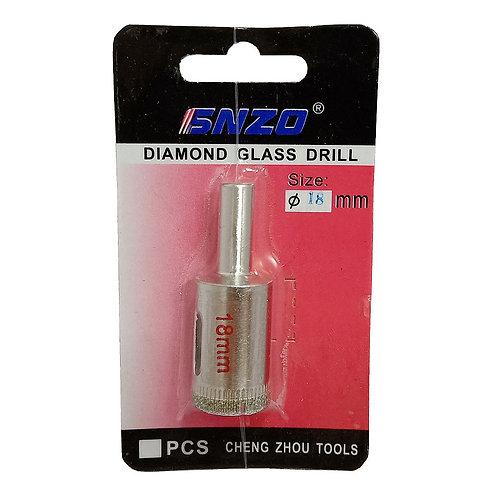 18-HS18D 5NZO Diamond Holesaw 18mm