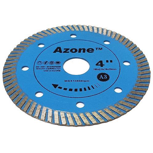 "Azone 4"" Diamond Cutting Disc (A3 Turbo)"
