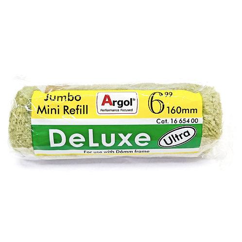 """AG-44 Argol 6"""" Deluxe Jumbo Mini Refill (Green)"""