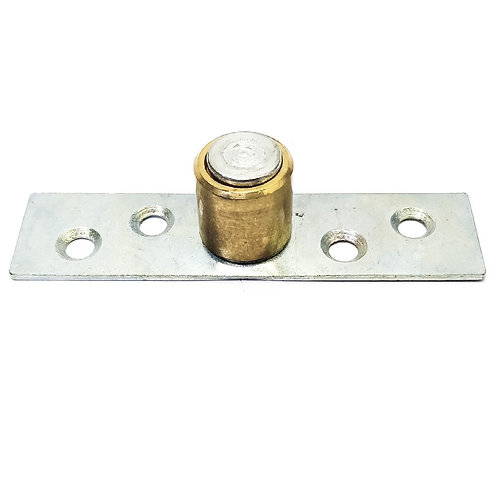 "H-BRG05 5/8"" Iron Brass Floor Guide"