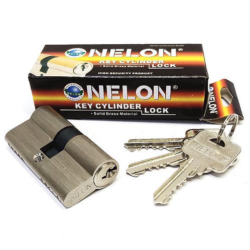 Nelon D60-3NK-SN Double Cylinder 3 Normal Key