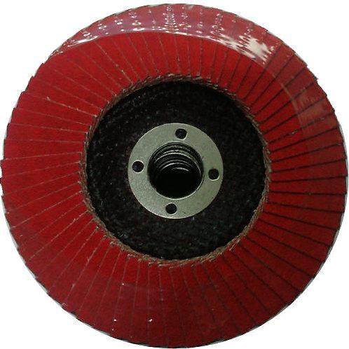 """4"""" Flapdisc #120 Ceramic (H400)"""