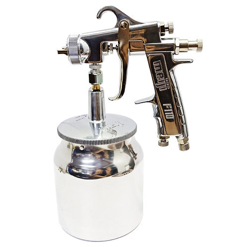 Meiji Spray Gun F110-S15T with 7SB Paint Container