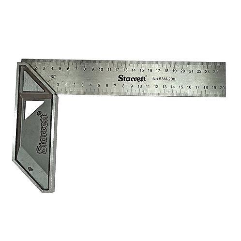 Starrett Try Square K53M-200-S 8'' SS
