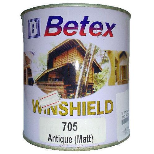 Betex Winshield Antique (Matt) 705 1L