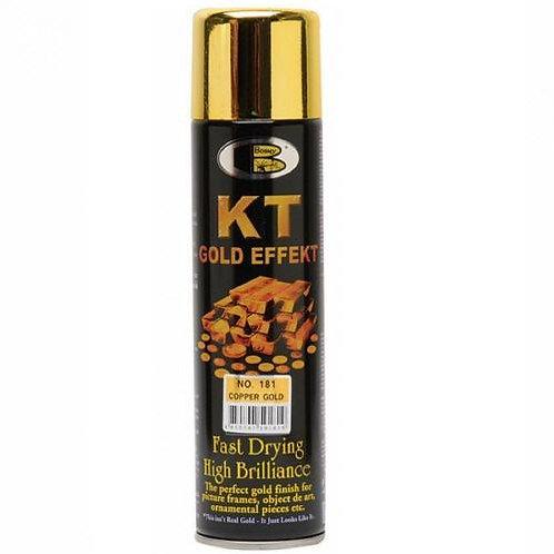 Bosny Spray No. 181 Copper Gold