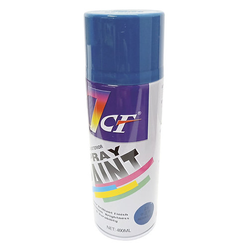 7CF 21 Medium Blue Spray Paint 400ml