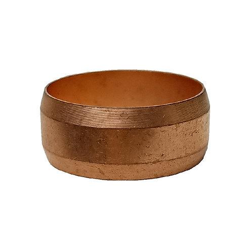 5047 22mm Brass Compression Ring