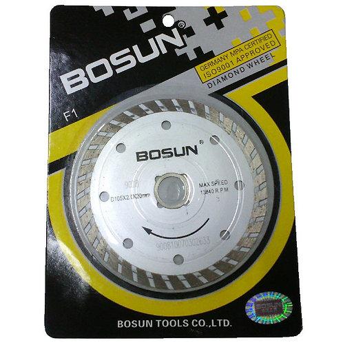 Bosun F1 Diamond Wheel Blade D105x2.0x20mm
