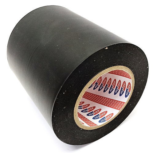 Hunter PVC712 Black 144MMX80YDS Surface Protection Tape