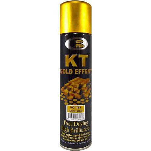 Bosny Spray No. 183 100% Gold