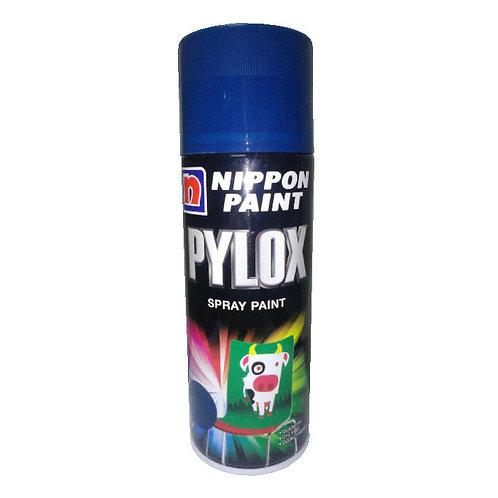 Nippon Paint Pylox Spray Paint 25 Peacock Blue 400CC