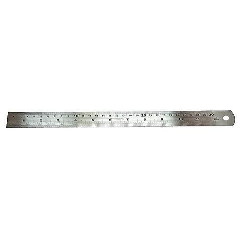 TW 12'' 300mm SS Ruler