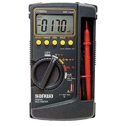 SANWA CD800a Digital Multimeter Tester