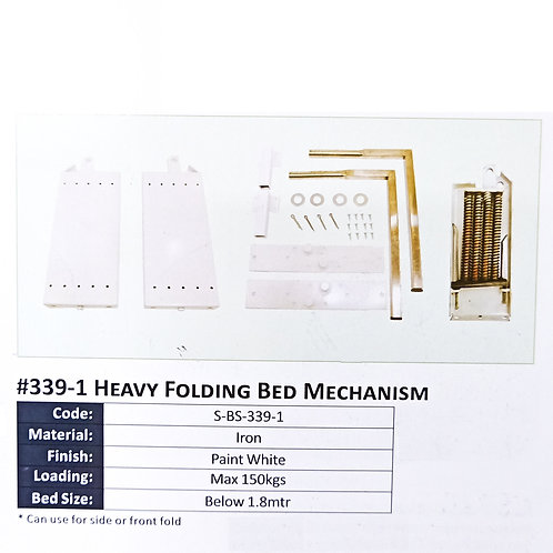#339-1 Heavy Folding Bed Mechanism