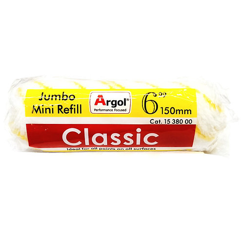 "AG-16 Argol 6"" Classic Jumbo Mini Refill"